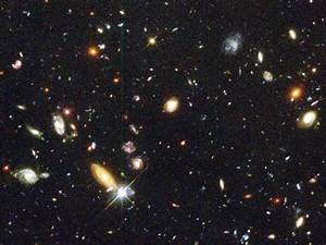 Space Porn Photo of the Day 4/25/2013 - Hubble Deep Field ...