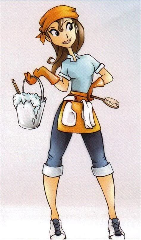 sketch drawing cleaning  cute  house girl google