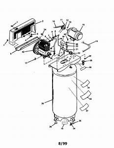 Craftsman 919184160 Air Compressor Parts