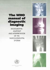 Who Manual Of Msk Imaging