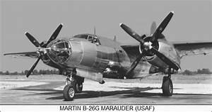 B  26 Marauder Wwii