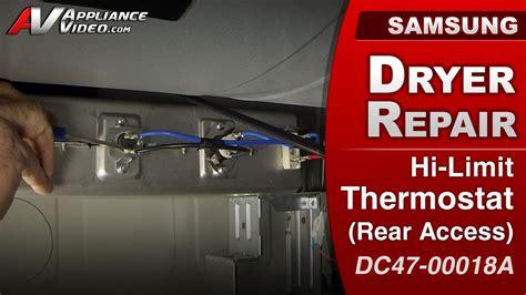 samsung dvewhdwr dryer appliance video