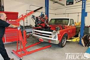 1972 Chevy Truck Front Harness