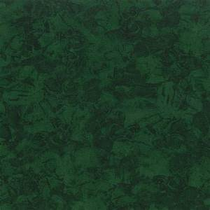 Dark Green Texture cotton quilt fabric by the yard
