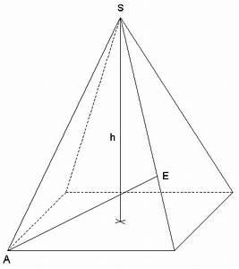 Quadratische Pyramide A Berechnen : aufgabe 2012 w2b ~ Themetempest.com Abrechnung