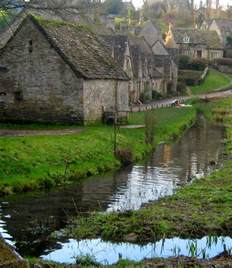 Beautiful Cotswolds England