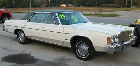1978 Chrysler Newport by 1978 Chrysler Newport Information And Photos Momentcar