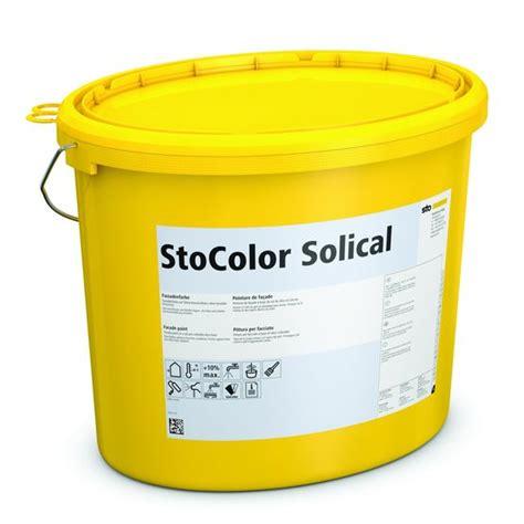 peinture pour facade extérieure stocolor solical peinture min 233 rale pour fa 231 ade