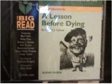 a lesson before dying themes
