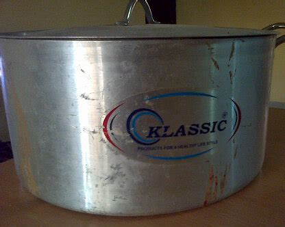 big cooking pot  sale food nigeria