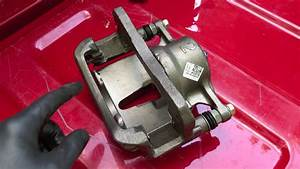 Installing Brake Pad Caliper  Tension Clips