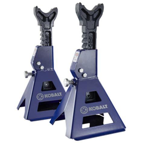 kobalt floor 3 ton shop kobalt 3 ton stands at lowes