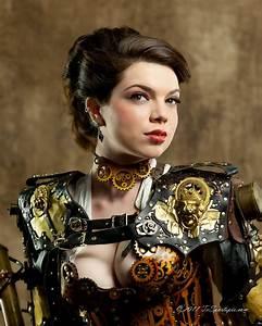 The Pandora Society » Sarah Hunter aka Lady Clankington  Steampunk