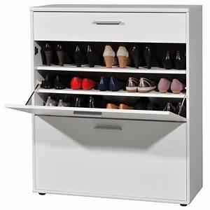 Meuble Chaussure Design : meuble rangement chaussures art irene ~ Teatrodelosmanantiales.com Idées de Décoration