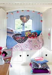 Idee Deco Chambre Petite Fille : 120 id es pour la chambre d ado unique ~ Zukunftsfamilie.com Idées de Décoration