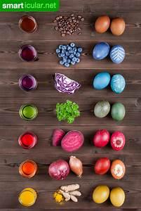 Eier Natürlich Färben : leuchtende ostereier vielf ltiger mit den farben der ~ A.2002-acura-tl-radio.info Haus und Dekorationen