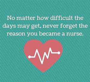 25+ best Nursing Quotes on Pinterest | Nurses day quotes ...