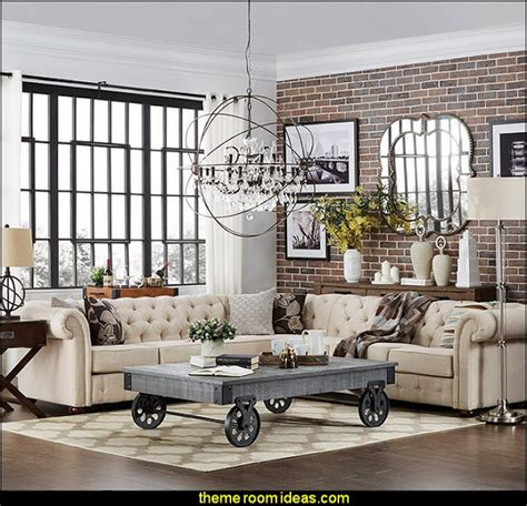 industrial glam living room decorating theme bedrooms maries manor industrial Industrial Glam Living Room