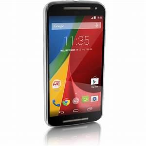 Igadgitz Clear Pc Hard Back Case Cover For Motorola Moto G