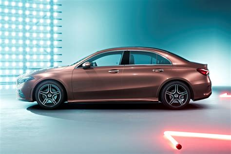 With a higher than average resale value, financing can pay off in the long run. Mercedes-Benz A-Class Saloon Review (2020)   Parkers