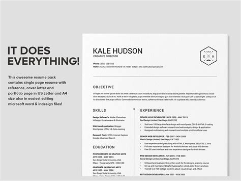 Clean Creative Resume Templates by 17 Best Images About Design Resumes On