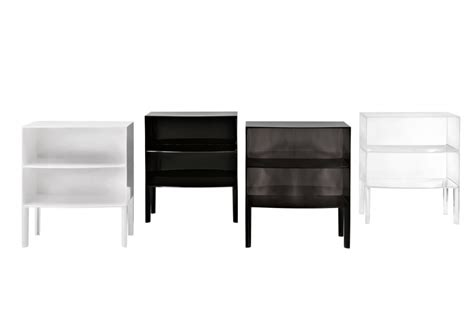 Kartell Comodino by Ghost Buster Comodino Kartell Milia Shop