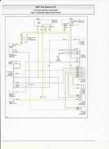 Kia Spectra Diagrams For Sensors