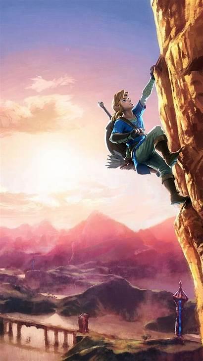 Iphone Wallpapers Backgrounds Breath Wild Zelda Cool