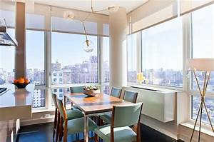 Contemporary New York City Condo Stuns With Color and ...