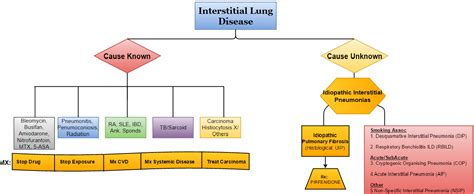 interstitial lung disease  overview  label