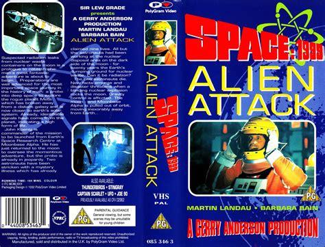 STARLOGGED - GEEK MEDIA AGAIN: SPACE: 1999 ALIEN ATTACK VHS
