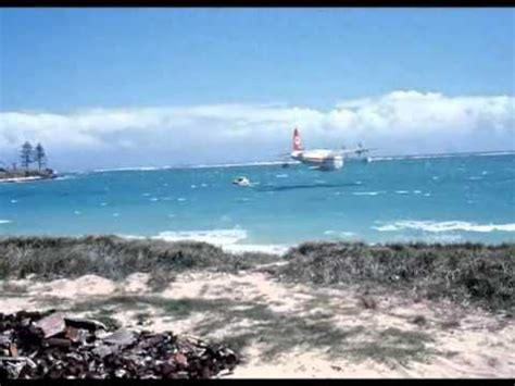 Flying Boat To Lord Howe Island by flying boat to lord howe island 1931 1974 youtube