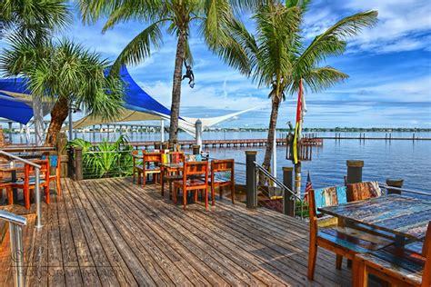 Boathouse Stuart by Stuart Boathouse Restaurant Bar Martin County