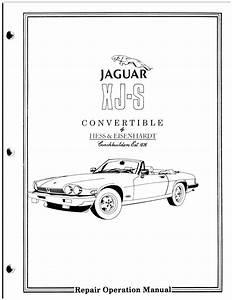 Jaguar Xjs Workshop Manual Pdf