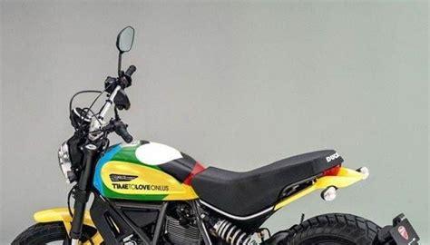 Modification Ducati Scrambler Icon by Motorbike Ducati Scrambler Icon Charitystars