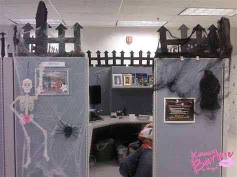 Scary Cubicle Decorating Ideas by 17 Best Images About On Doors