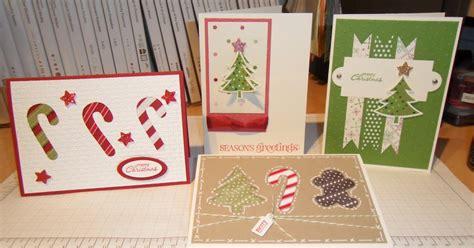 Lavenderstamper Christmas Card Making Club