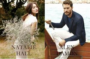 Pics For > Shin Min Ah And Jamie Dornan