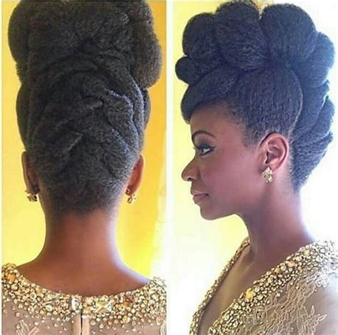 Easy Updo Hairstyles For Black Hair by 25 Stunning Hair Updo Styles The Co Reportthe Co