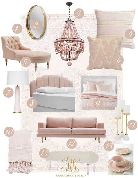 Make your surroundings sparkle with gold wall décor, featuring rose gold and other striking styles. Pink and Gold Decor Favorites - Randi Garrett Design