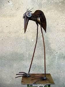Figuren Aus Schrauben : skulpturen aus schrott tierplastiken pinterest schrott skulptur und metall ~ Buech-reservation.com Haus und Dekorationen