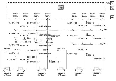 2000 Chevy C6500 Wiring Diagram by I Am Looking For A Wire Schematic For A 2001 Gmc C6500