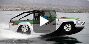 Watercar Panther  The Fastest World U0026 39 S Amphibious Car