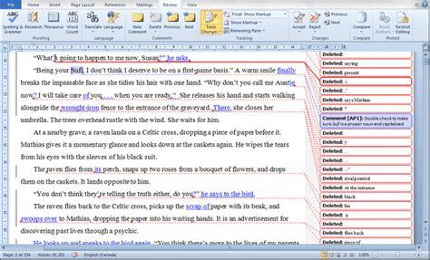 freelance editor  tips rafal reyzer