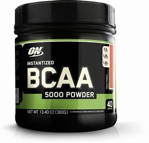 Optimum Nutrition Instantized Bcaa 5000 Mg Powder Bcaa Price In India