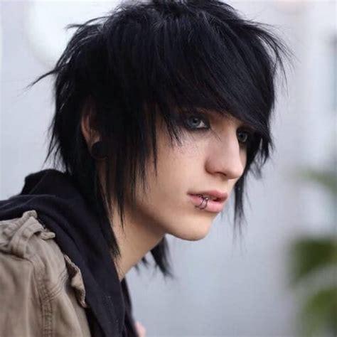 50 Modern Emo Hairstyles For Guys Men Hairstyles World