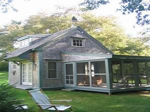 Cottage Style House Plans Screened Porch Railings HOUSE