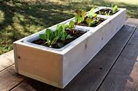 build a planter box build a wooden planter box - How To Make Wooden Planter ...