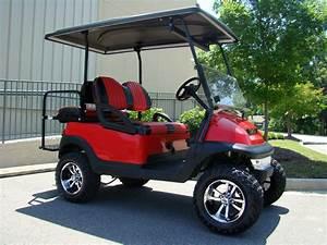 Golf Cart Body Decals
