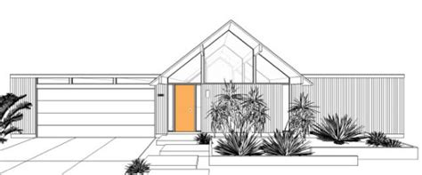 kud properties introduces eichler  palm springs